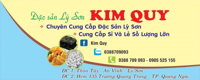 Top 3 Địa chỉ bán đặc sản uy tín, chất lượng nhất Quảng Ngãi