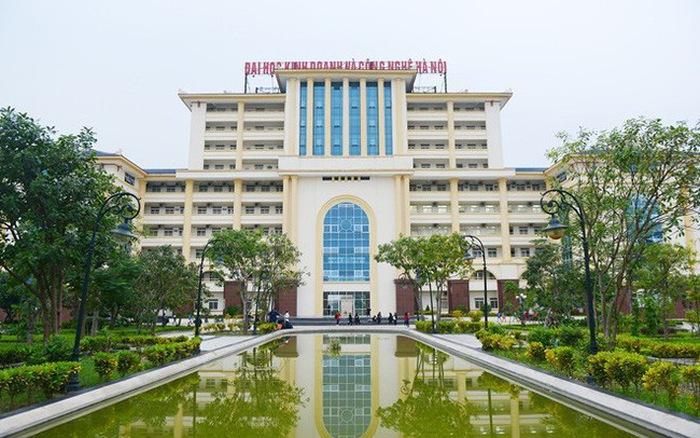 Đại học Kinh doanh Công nghệ Hà Nội