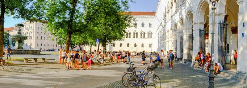 Đại học Ludwig Maximilian Munich (LMU)
