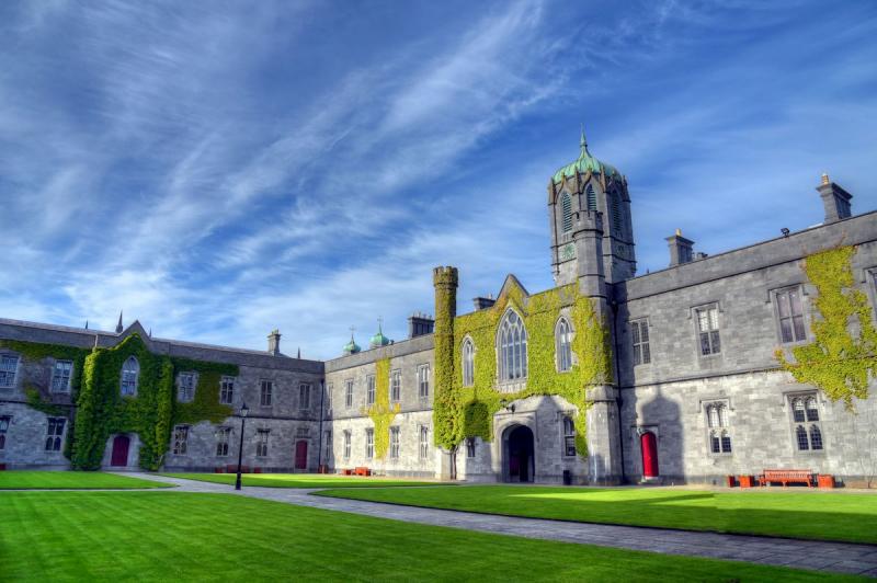 Đại học quốc gia Ireland