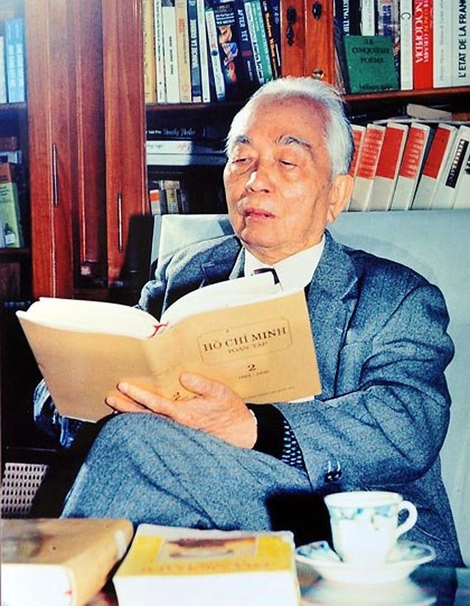 Đại tướng viết nhiều sách nhất