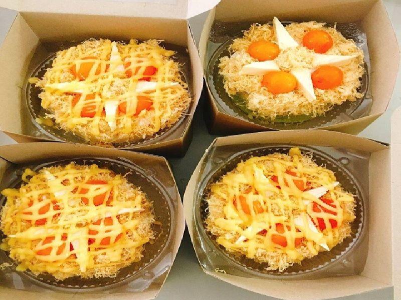 Top 8 Địa chỉ bán bánh bông lan trứng muối ngon và chất lượng nhất Thái Bình.