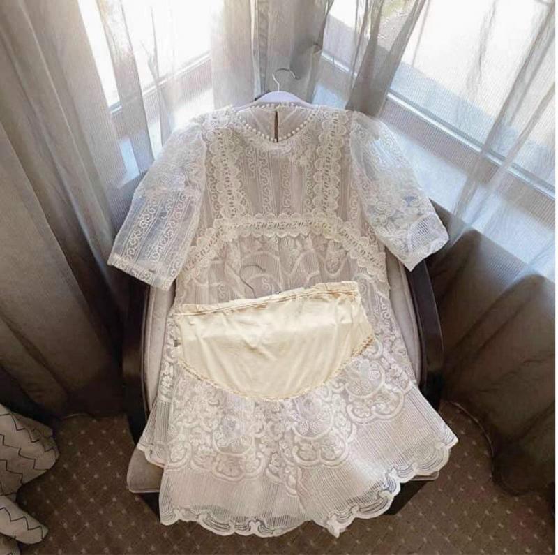Đầm bầu thời trang Mami