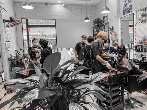 DARK Hair Salon