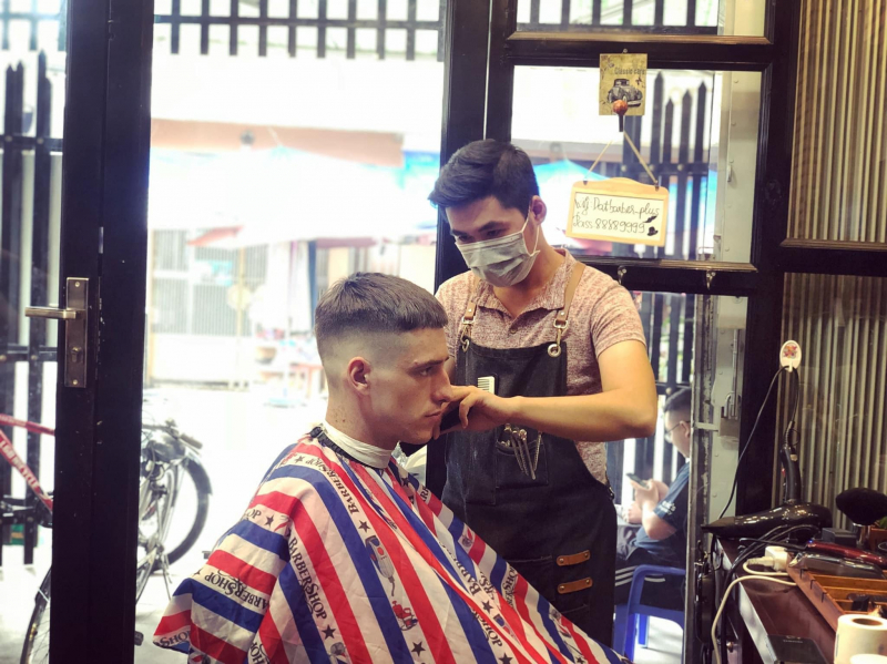Đạt Barber