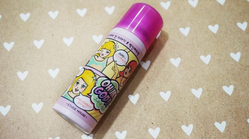 Oh My God Dry Shampoo Etude House: