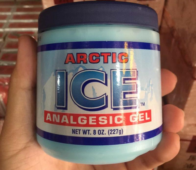 Dầu lạnh xoa bóp arctic ice analgesic gel