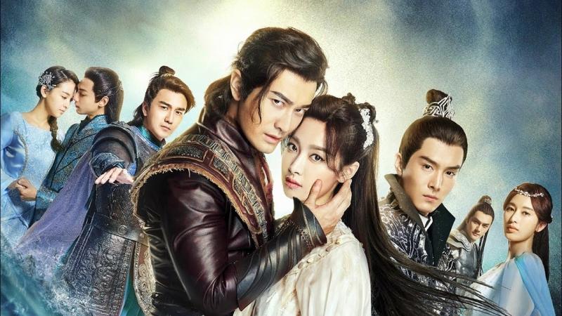 Top 5 Phim chuyển thể từ tiểu thuyết nổi tiếng của tác giả Đồng Hoa
