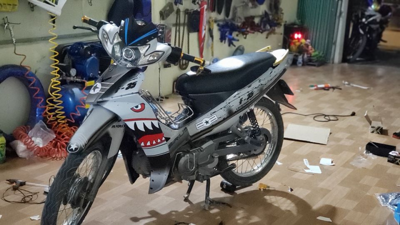 Decal 36 Thanh Hóa