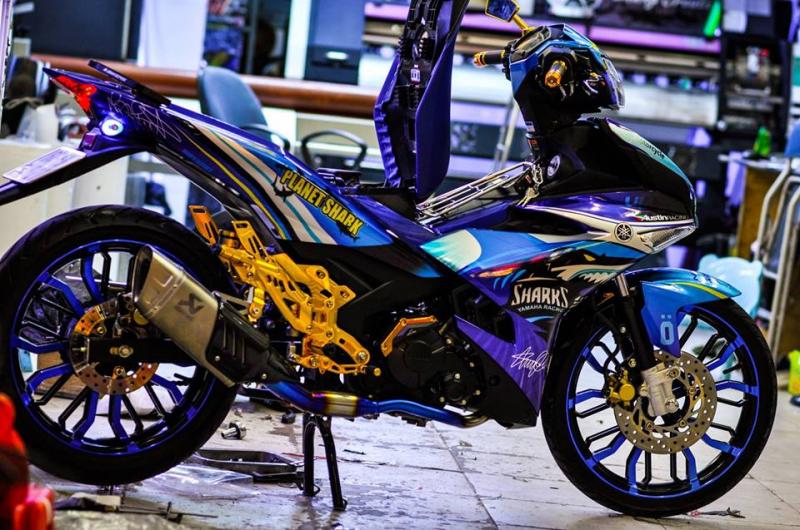 Top 5 Địa chỉ dán decal xe máy uy tín tại tỉnh Thanh Hóa