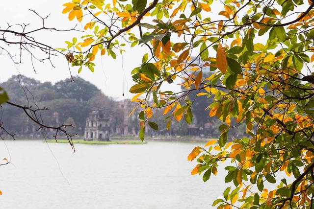 Di tích lịch sử Hồ Gươm, đền Ngọc Sơn