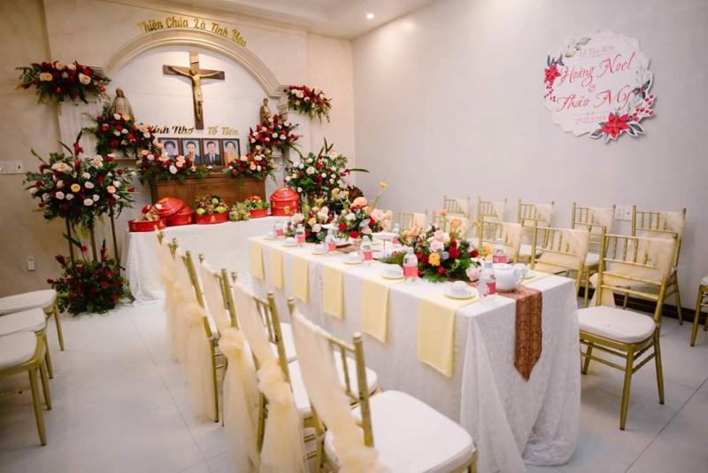 Top 11 Dịch vụ trang trí gia tiên ngày cưới đẹp nhất TP. Biên Hòa, Đồng Nai
