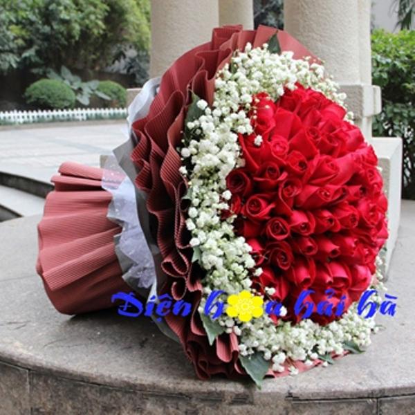Bó hoa ý nghĩa