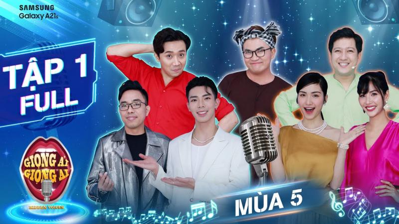 DIEN QUAN Entertainment với hàng loạt chương trình đình đám hiện nay
