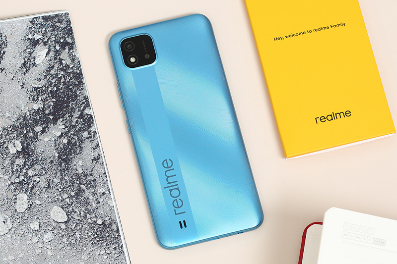 Điện thoại Realme C20
