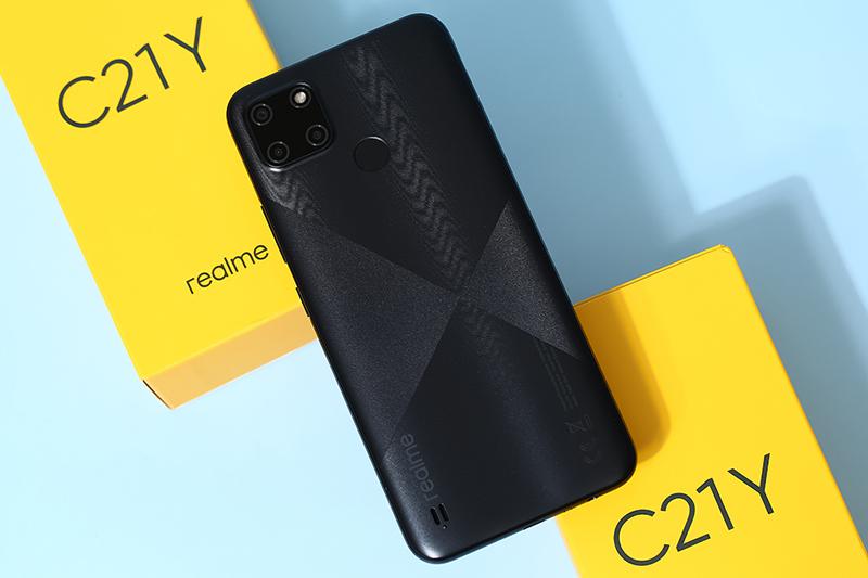 Điện thoại Realme C21Y