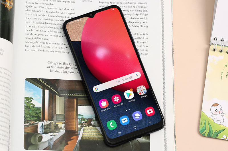 Điện thoại Samsung Galaxy A02s