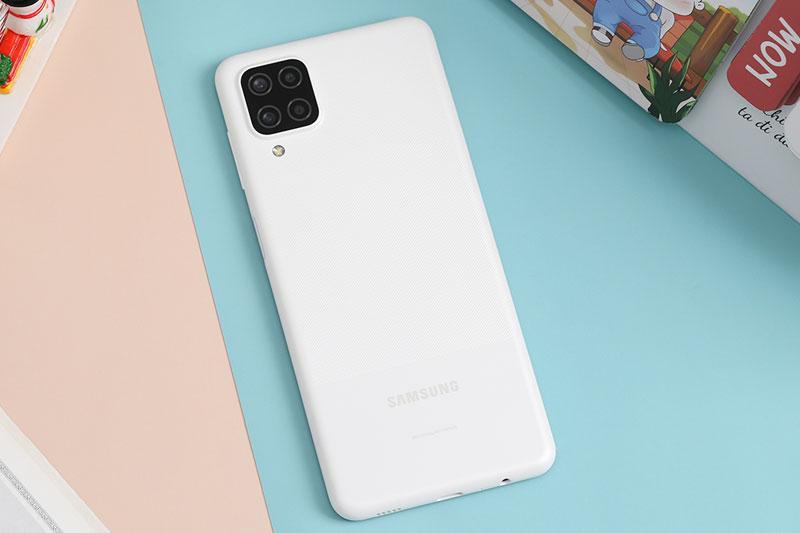 Điện thoại Samsung Galaxy A12