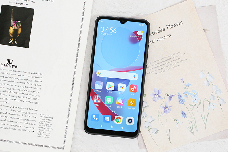Điện thoại Xiaomi Redmi 9C (3GB/64GB)
