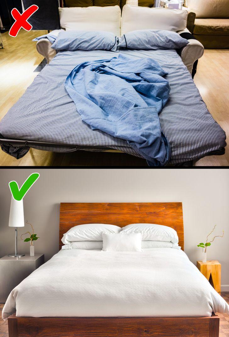 Top 13 Điều khiến ngôi nhà của bạn trở nên bừa bộn và không ấm cúng