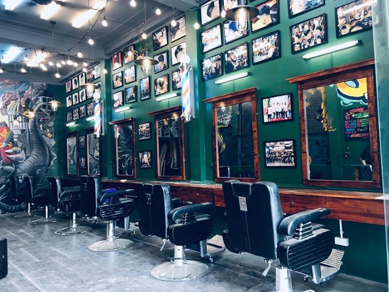 DINO Barbershop Việt Yên - Bắc Giang