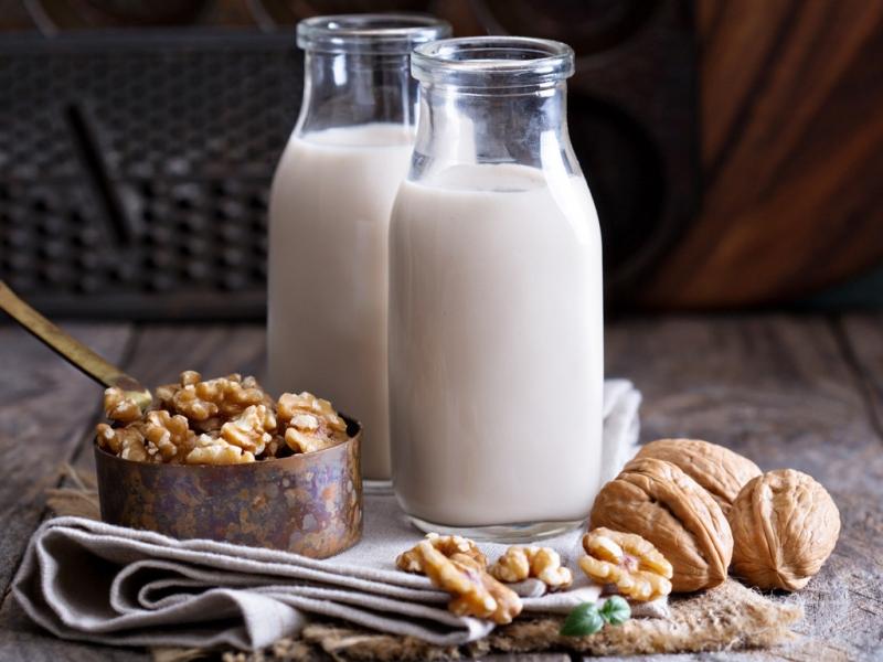 Sữa công thức có đạm từ thực vật