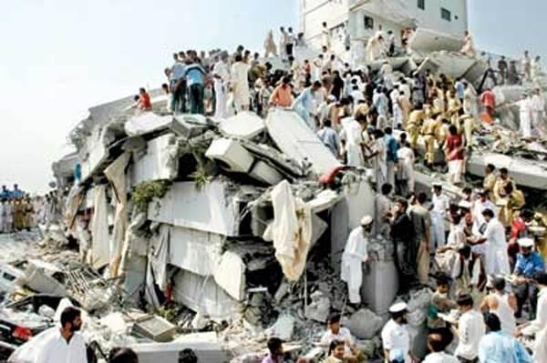 Động đất Gujarat 2001