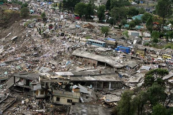 Động đất Kashmir 2005