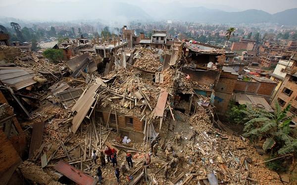 Top 10 Trận động đất kinh hoàng nhất Thế giới