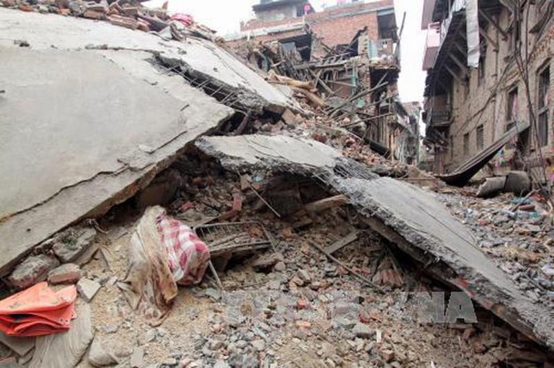 Động đất kinh hoàng ở Nepal (2015)