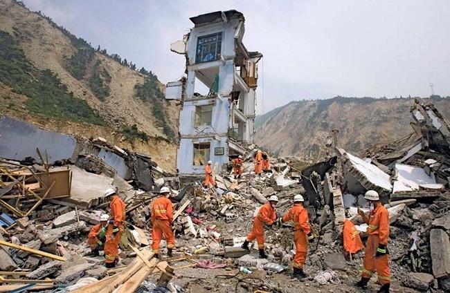Động đất Tứ Xuyên, Trung Quốc (2008)