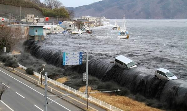 Động đất và sóng thần Tōhoku 2011