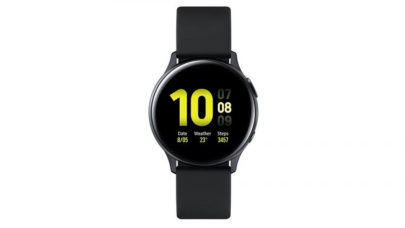 Đồng hồ thông minh Samsung Galaxy Watch Active 2 44mm viền nhôm dây sillicone