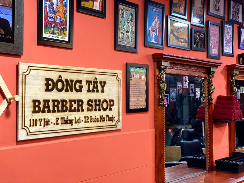 Đông Tây Barbershop Buôn Ma Thuột