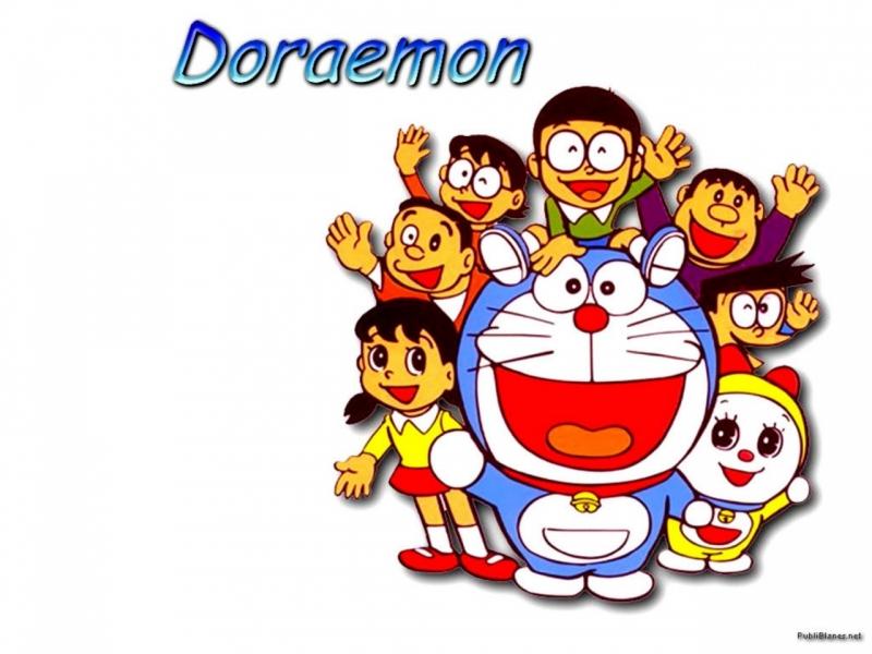 Các nhân vật chính trong Doraemon