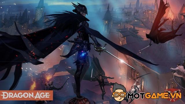 """Dragon Age 4 """"nhá hàng"""" concept art cho Hội Antivan Crows"""