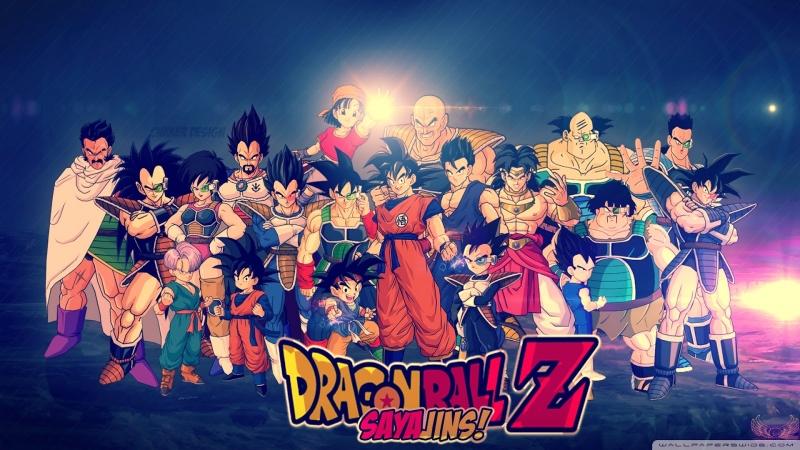 Gia đình Dragon Ball