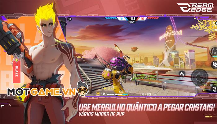 Dream Edge – Trò chơi bắn súng 5vs5 với nhịp độ cực nhanh