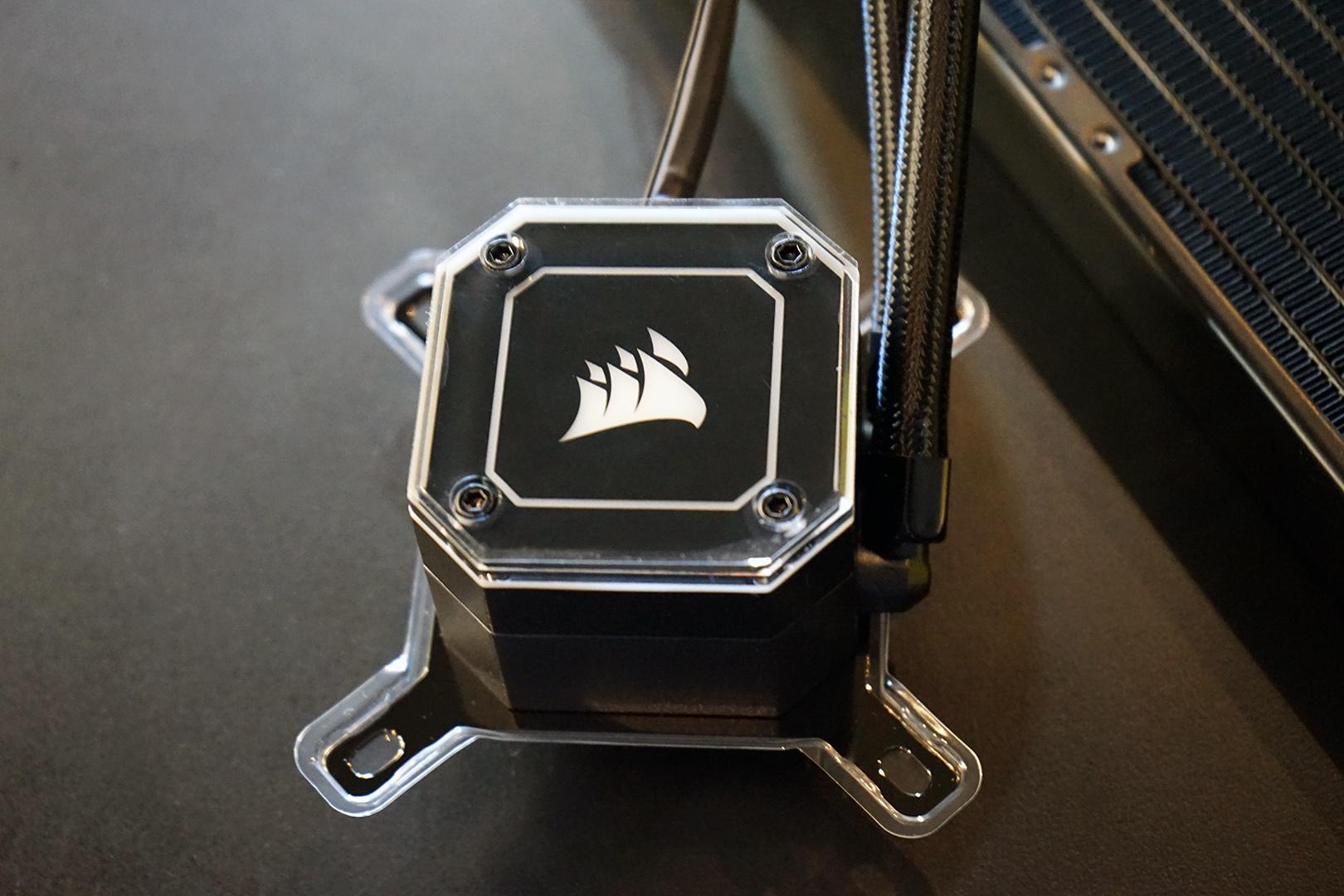Giải nhiệt cho PC game cao cấp nhất với Corsair iCue H170i Elite Capellix - ảnh 1
