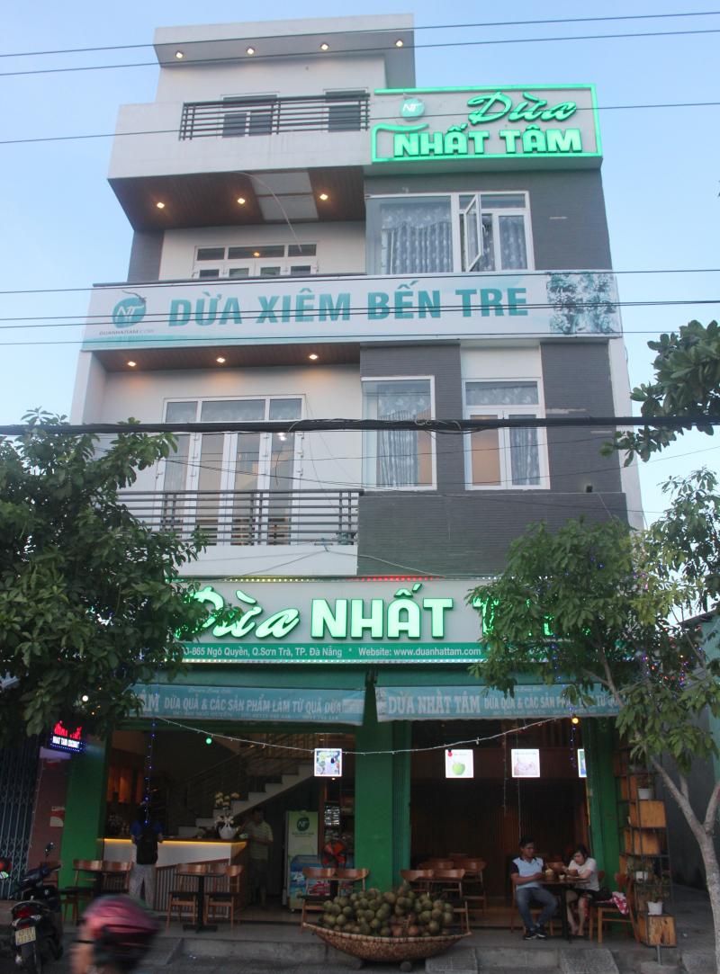 Top 7 Địa chỉ bán dừa xiêm uy tín tại Đà Nẵng