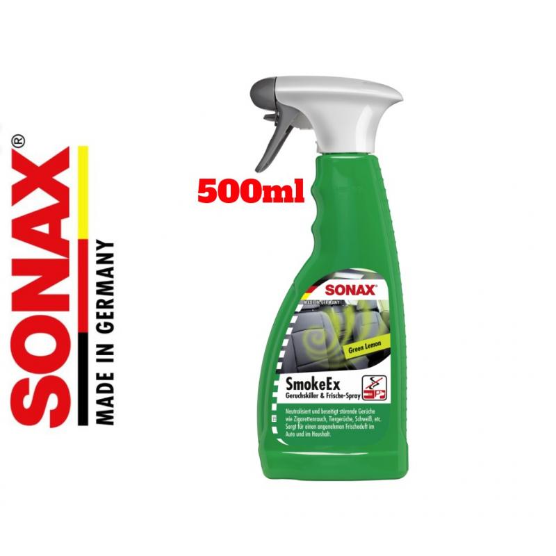 Dung dịch khử mùi nội thất xe ô tô Sonax - 292241