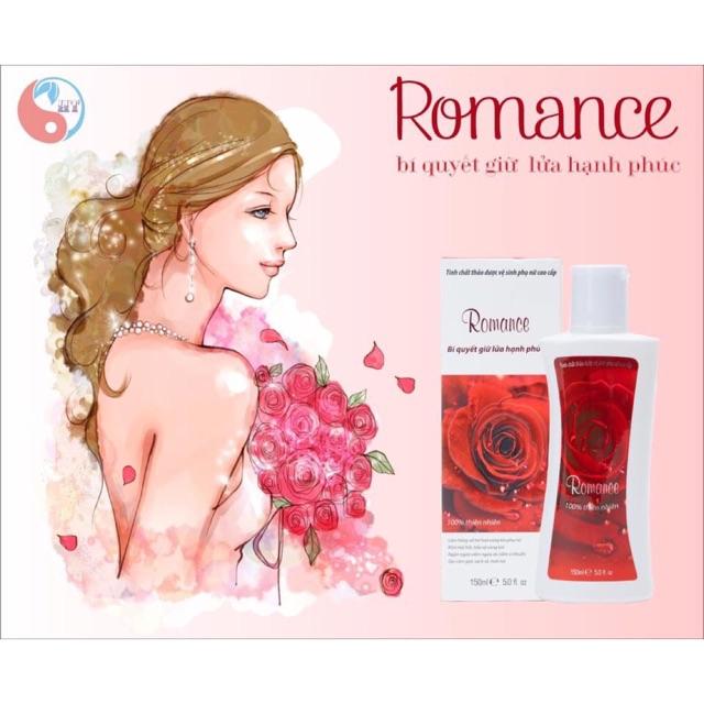 Romance bí quyết giữ lửa hạnh phúc