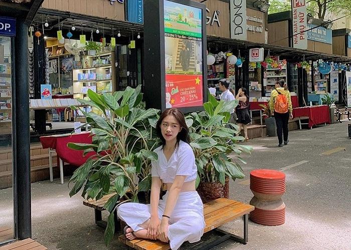 Đường sách Sài Gòn