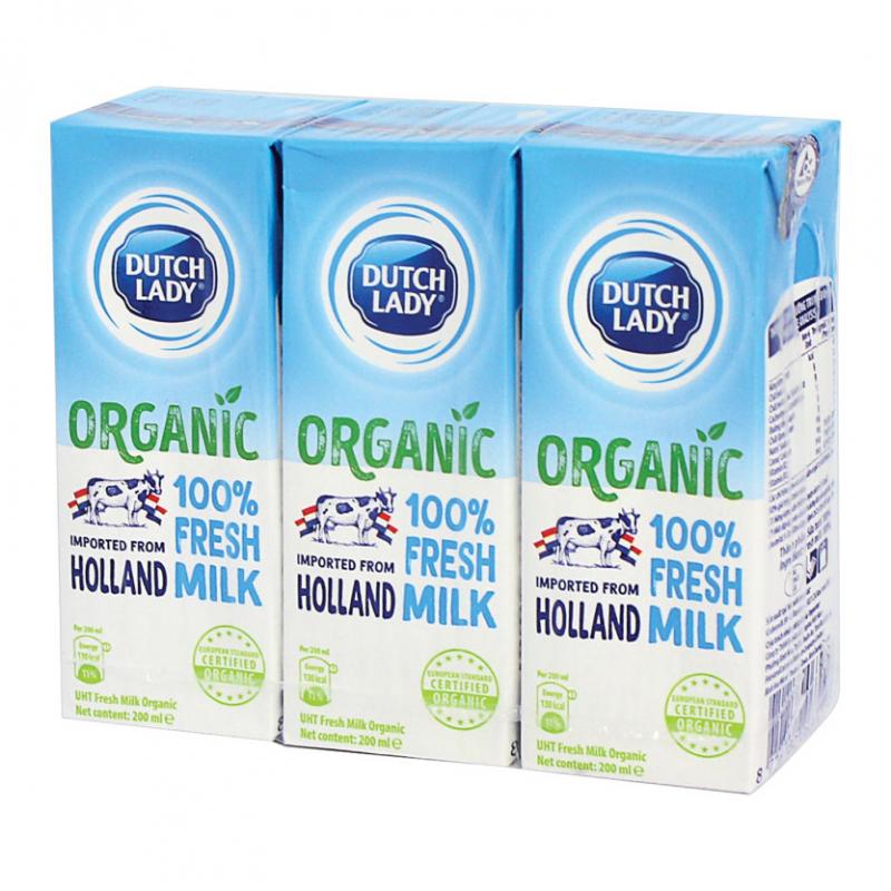 Dutch Lady Organic