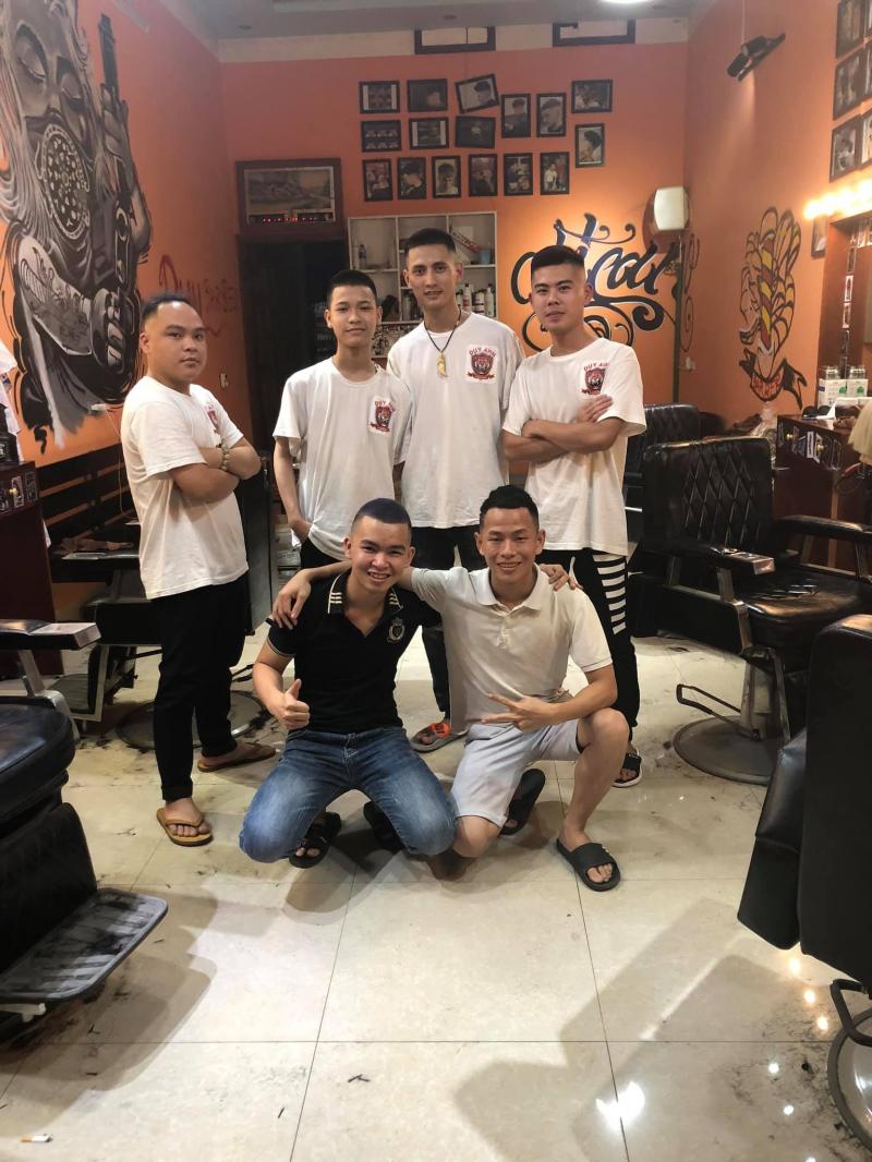 Duy Anh Barber shop