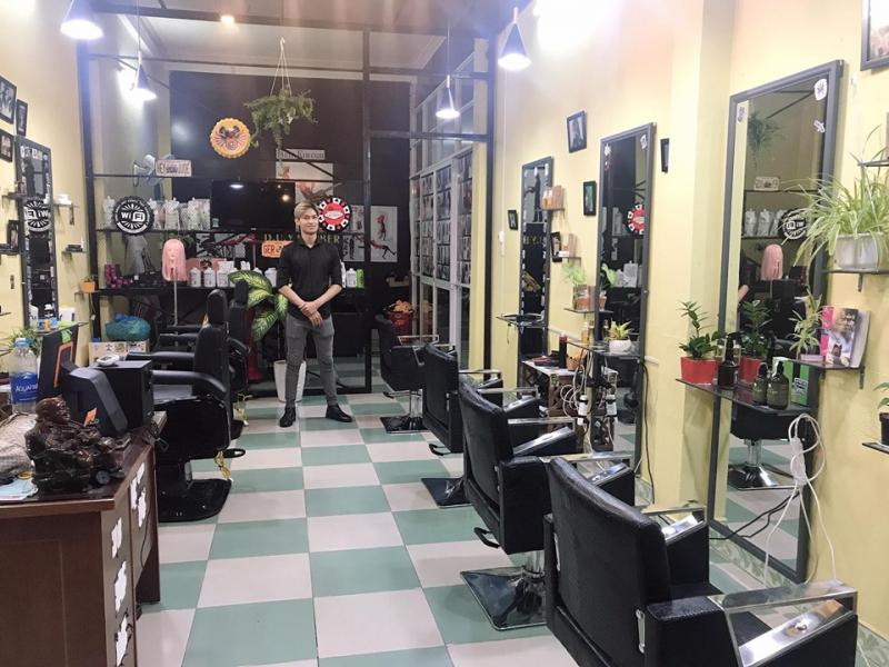Top 5 Tiệm cắt tóc nam đẹp và chất lượng nhất Kon Tum