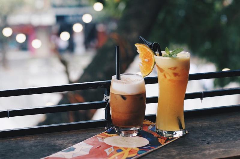 Eden Coffee số 2 Nhà Thờ