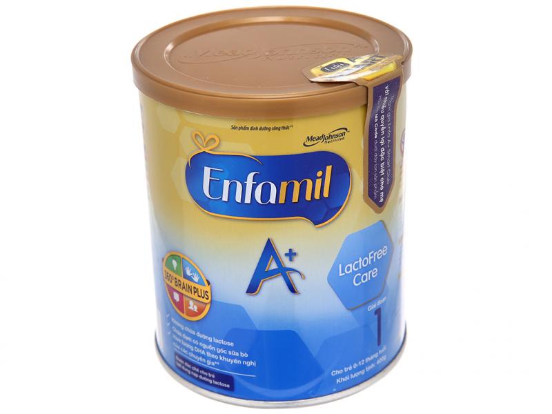 Enfamil A+ LactoFree Care, 400g