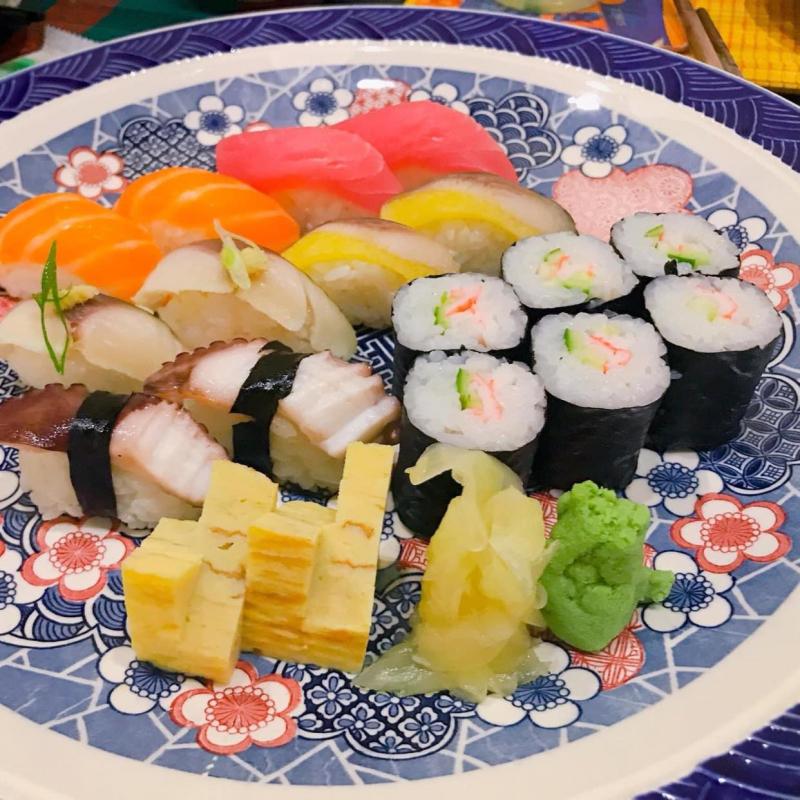 Top 5 Địa chỉ ăn sushi ngon và chất lượng nhất Cần Thơ