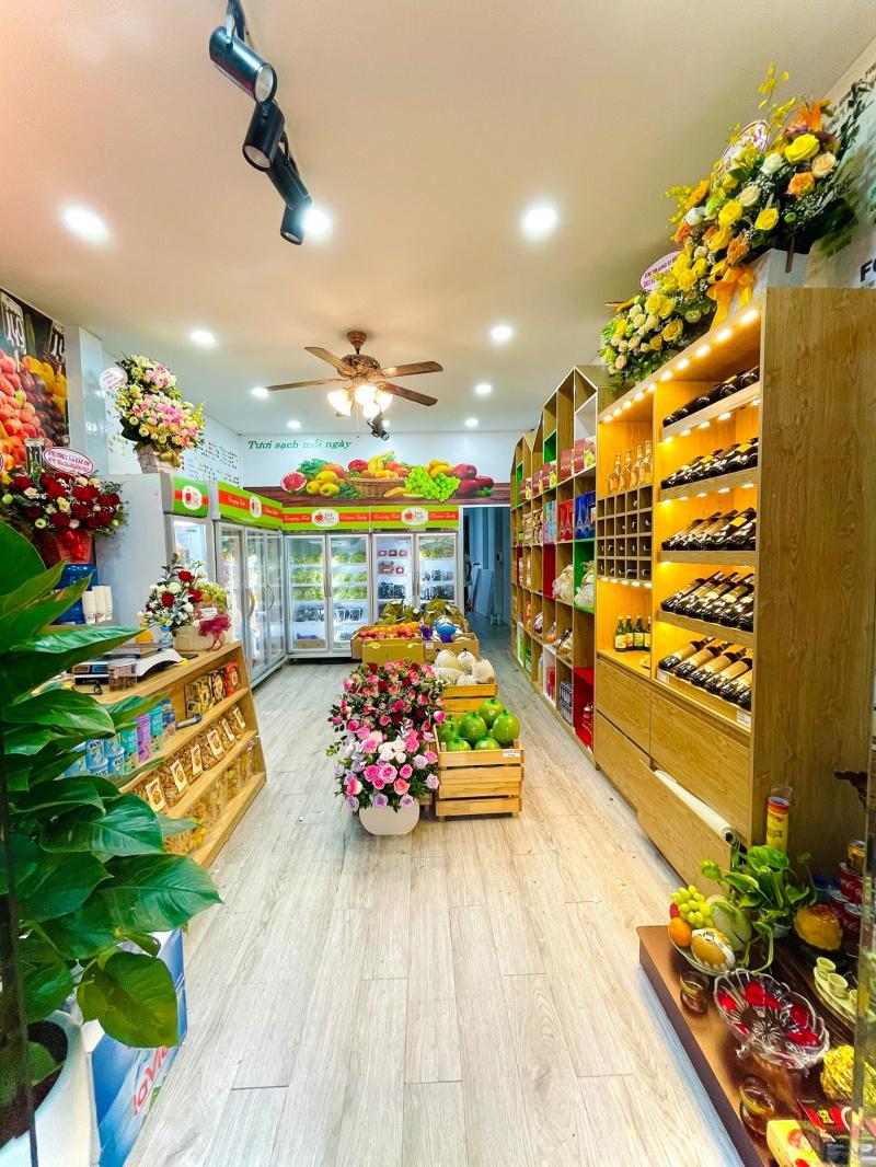 EUS Fruit- Hoa Quả Nhập Khẩu